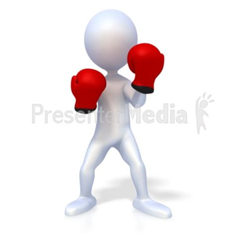 clipart per powerpoint stick figure boxer powerpoint clip stick figures