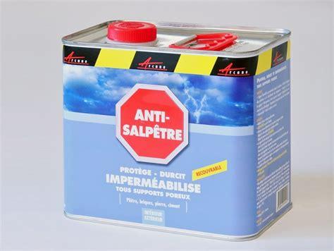Lutter Contre Humidite Des Murs 2863 by Traitement Anti Salpetre Mur Exterieur