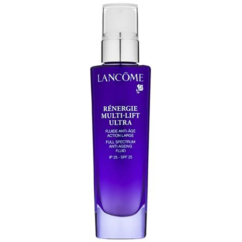 Lancome Renergie Multi Lift lanc 244 me r 233 nergie multi lift fluid do twarzy anti aging