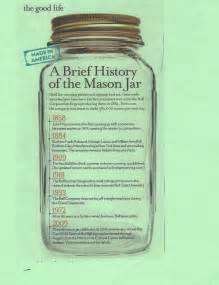 history of the ball jar the contribution of the five