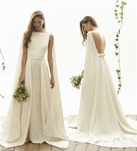 Vania Midi Dress 25 sleek wedding dresses that make a modern statement and