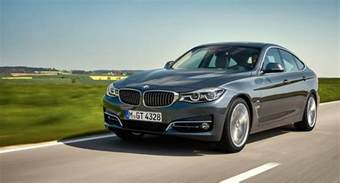 Bmw 3 Series Msrp 2017 Bmw 3 Series Gt Lci Pricing And Specifications