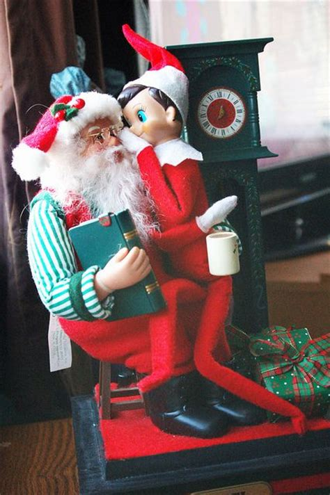 Santa Claus On The Shelf by Why Didnt I Think Of That To I This On