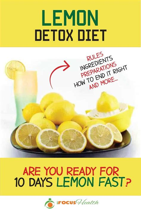 Citrus Detox Diet by 45241 Best Health Fitness Images On