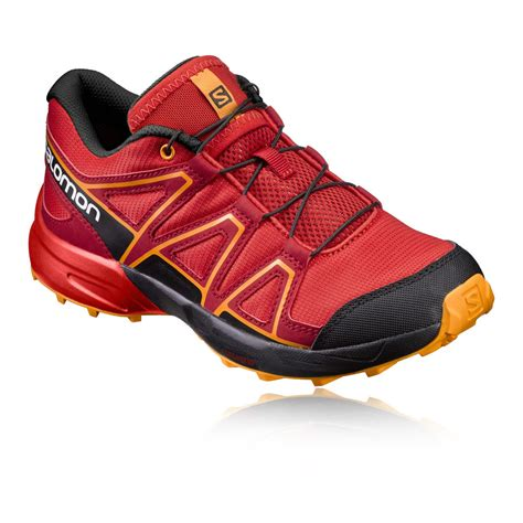 soloman shoes salomon speedcross junior trail running shoes aw17 40