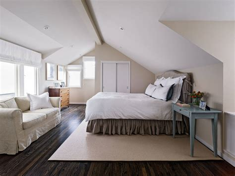 bedroom design eaves how to make the most of your attic master bedroom