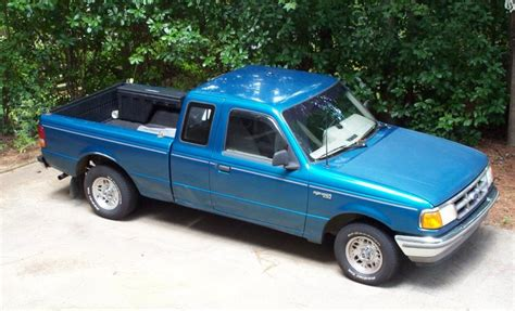 1994 ford ranger facts 1994 ford ranger information and photos zombiedrive