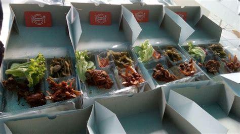 paket nasi box  garut catering garut