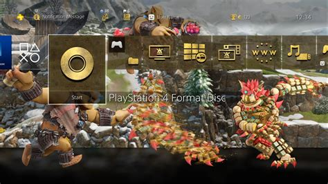 ps4 themes nz knack 2 dynamic theme on ps4 official playstation store