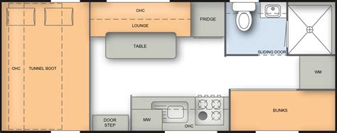 caravan floor plan layouts lotus caravans