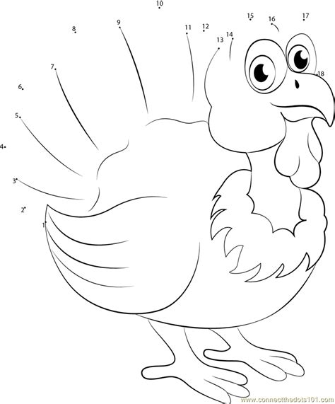 printable dot to dot thanksgiving thanksgiving connect the dots printables pictures to pin