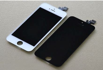 Lcd Iphone 5s Rusak Jual Lcd Screen Assembly Iphone 5s Macnet Indonesia