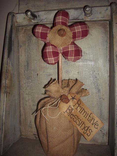 burlap crafts for burlap flowers crafts primitive