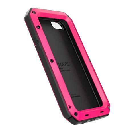 Lunatik Taktik Strike For Iphone 5 5g 5s With Gorilla Glass Original 1 lunatik taktik strike hardcase for iphone 5 5s pink jakartanotebook