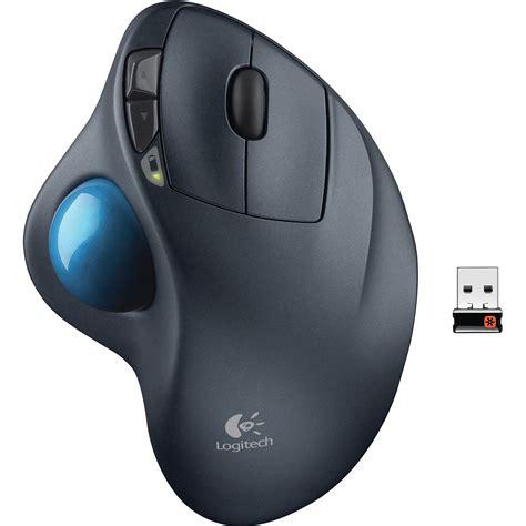 Mouse Pointer Logitech logitech m570 laser wireless trackball 910 001799 b h photo