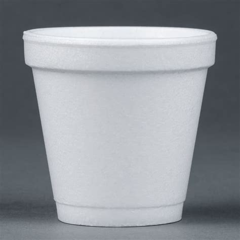 Foam Coffee And Laundry Koin dart 4j4 4 oz customizable white foam cup 1000
