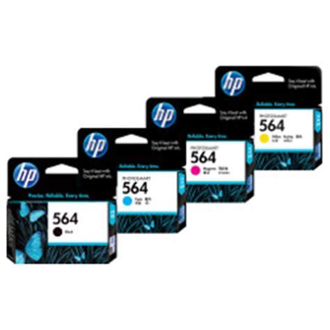 Tinta Printer Hp Cb318wa 564 Yellow hp photosmart 5520 ink cartridges icartridge