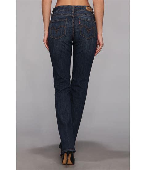 levi comfort waist jeans levi s 174 womens 525 perfect waist straight leg jean