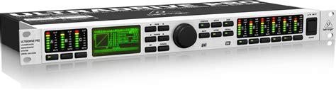 Behringer Loudspeaker Management Processors Ultradrive Dcx2496le dcx2496 loudspeaker management processors signal