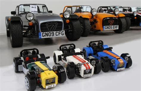 caterham seven lego set confirmed late 2016 release