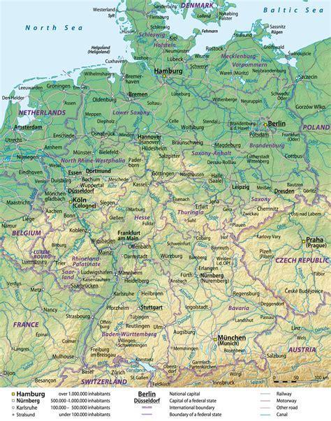cities in germany list of towns and cities in germany