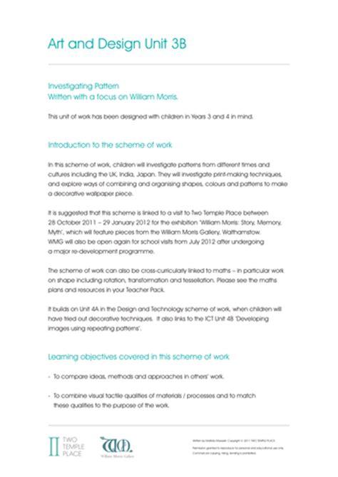 investigating pattern art ks2 ks2 y3 art plans resources investigating pattern by