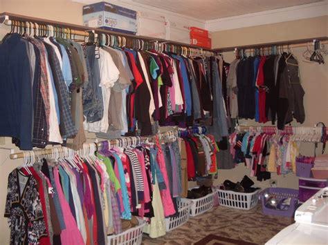 family closet laundry room family closet for the home pinterest