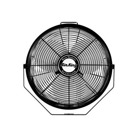 air king high velocity fan air king industrial grade high velocity pivoting floor