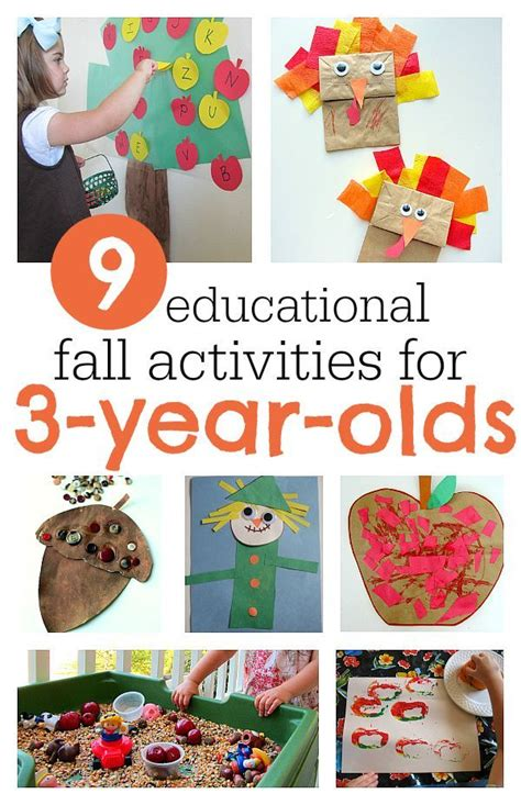 ornaments for two year olds to make 9 must do fall activities for 3 year olds activities educational activities and craft