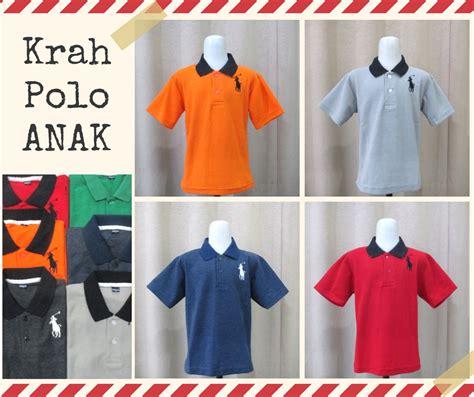 Kaos Kerah Anak Polo Anak grosir kaos kerah polo anak murah tanah abang 14ribu