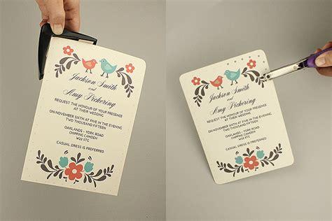 membuat undangan hardcover sendiri ide kartu undangan pernikahan