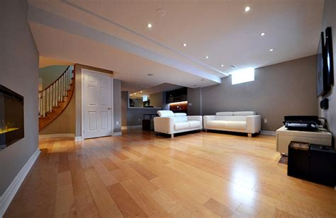 problem my open concept room doesn t have suitable walls open concept basement ideas basement toronto by