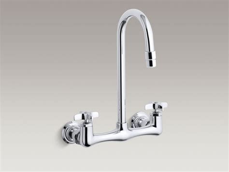 wall mount utility faucet standard plumbing supply product kohler k 7320 3 cp
