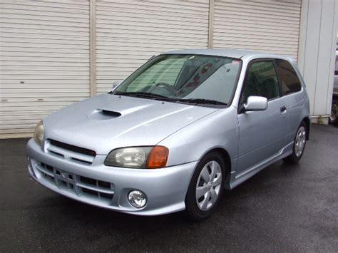 Toyota Glanza Toyota Starlet Glanza V Ep91 Turbo