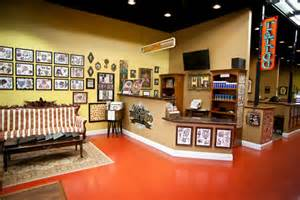 tattoo studio studio decore on shop