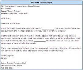 business email business email format