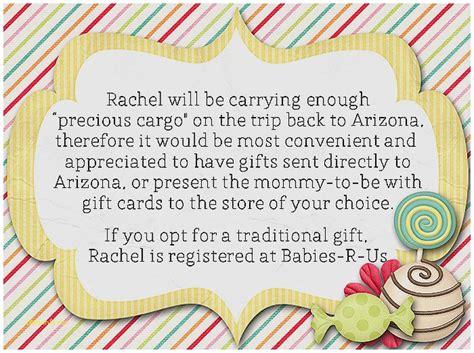 Baby Shower Invitation Wording Asking For Gift Cards - baby shower invitation best of long distance baby shower invitation wording long