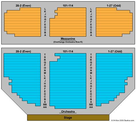 the broad stage seating chart cheap broadhurst theatre tickets