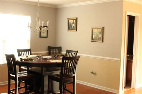 Kitchen And Dining Room Colors Gray And Beige Scheme Best Color To Paint A Interior Room
