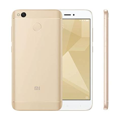 redmi 4x xiaomi redmi 4x 2gb 16gb smartphone gold