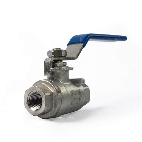 Sale Valve Two Pcs 2 Pcs 3 4 Inch Stainless 1000 Wog 1 pc stainless steel valve shut 1 4 quot npt