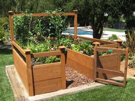 above ground garden ideas above ground vegetable garden best home design ideas