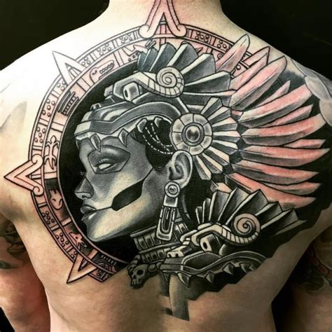 imagenes mayas tatuajes 50 dise 241 os de tatuajes mayas y su significado belagoria