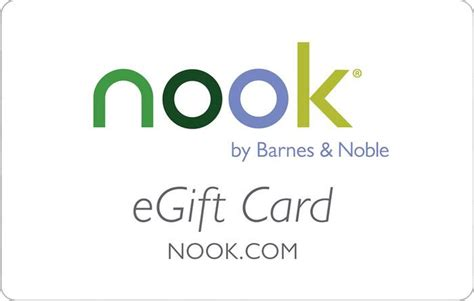 Free Nook Gift Card Codes - nook egift card by barnes noble 2000003504657 item barnes noble