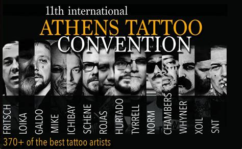 tattoo expo athens 2017 international athens tattoo convention 2017 photonet to
