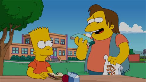 Gets Papa Simpsons Approval by The Simpsons Quot The Who Learned Me Quot Season 23 Episode 20