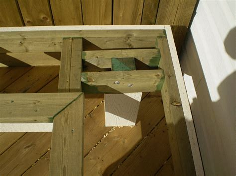 corner deck bench diy corner deck bench plans plans free