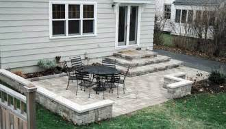 Ideas For Small Patios by Patio Design Ideas