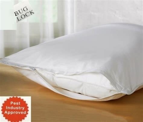 Tony Microbead Pillow by 67 Premium Bed Bugs Pillow Protector A Set Of 2