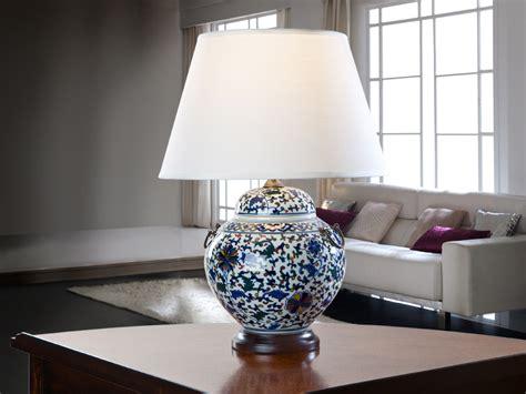 lade da tavolo classiche ceramica schuller keramik tischleuchte mit lenschirm 538112 7419